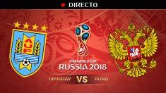 Mundial 2018: Uruguay – Rusia | Mundial de Rusia en directo.