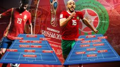 España necesita sumar ante Marruecos.