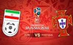 Irán – Portugal: Hora y dónde ver el partido de la Selección en el Mundial 2018