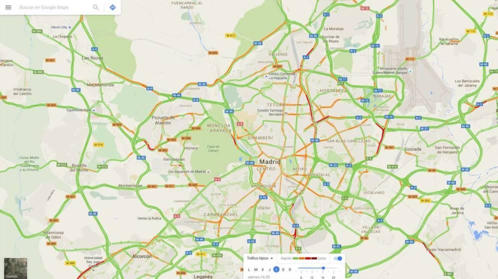 Descubre aquí cómo imprimir mapas de Google Maps sea cual sea su tamaño