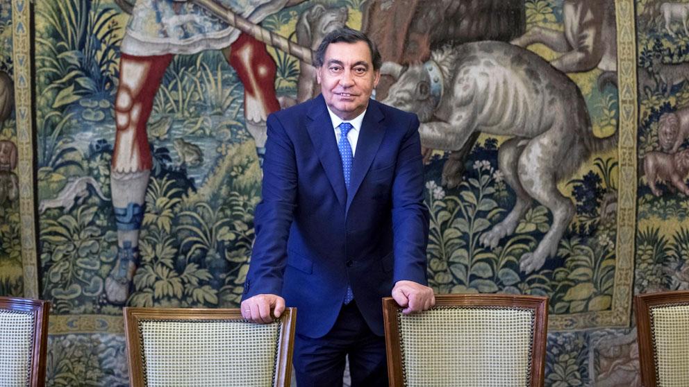 Julián Sánchez Melgar. (Foto: EFE)