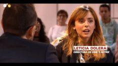 Leticia Dolera en el 'Chester' en la 'Programación TV'