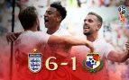 Inglaterra golea a Panamá, se planta en octavos y Kane es pichichi del Mundial