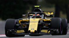 Carlos Sainz realizó una clasificación sobresaliente (Getty).