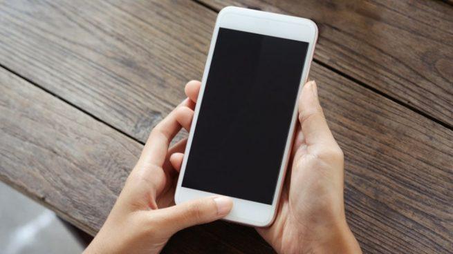 calibrar la pantalla iPhone