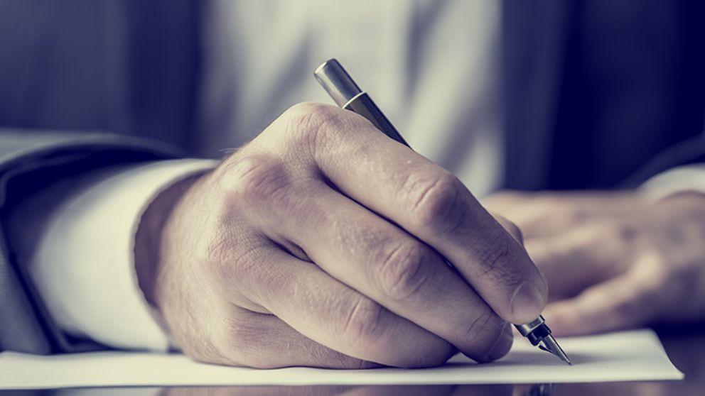 Aprende cómo empezar a escribir una carta formal en español