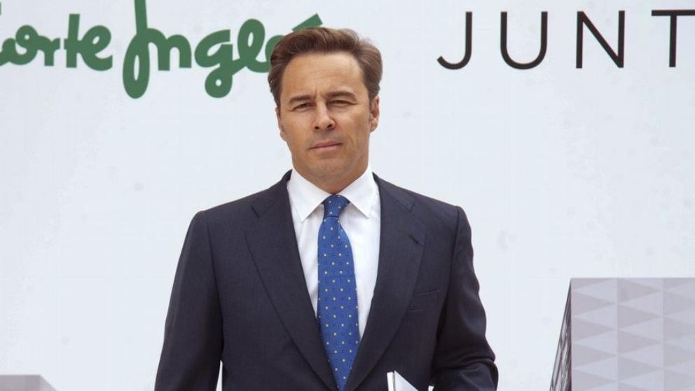 Dimas Gimeno, expresidente de El Corte Inglés (Foto. ECI)