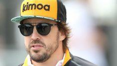 Fernando Alonso sabe que nunca vestirá los colores de Red Bull. (AFP)