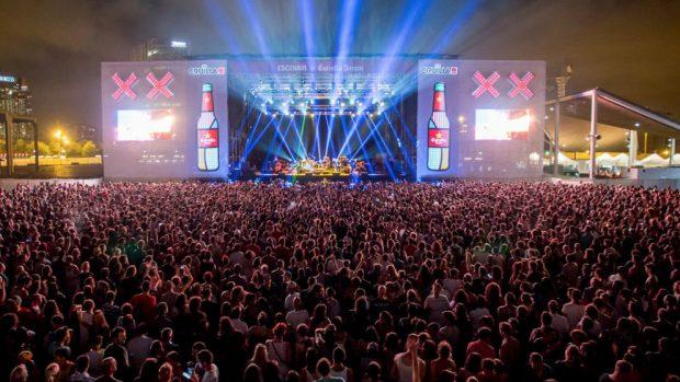 El Festival Cruïlla arranca este miércoles con la vista puesta en la actuación de Kylie Minogue
