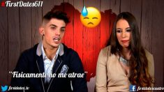 Antonio y Cristina han vuelto a salir en 'First Dates'