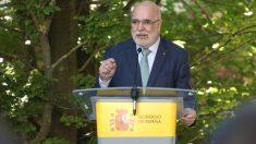 El delegado del Gobierno en el País Vasco, Jesús Loza. (Foto: Efe)
