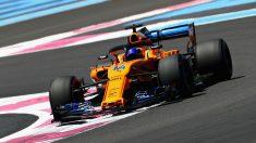 El origen de todos los males del McLaren MCL33 es aerodinámico, aunque el túnel del viento no es capaz de determinar exactamente dónde está el fallo. (getty)