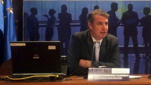 Vicente Fernández, exsecretario general de Industria de la Junta de Andalucía (Foto: Junta de Andalucía)