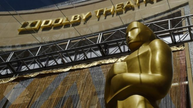La Academia de Hollywood es la que otorga los codiciados premios Oscar en Los Ángeles cada año. Foto: AFP