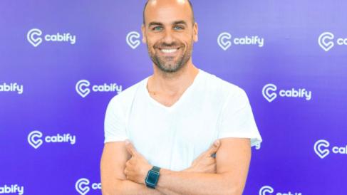 Mariano Sylveira, director general de Europa de Cabify (Foto.
