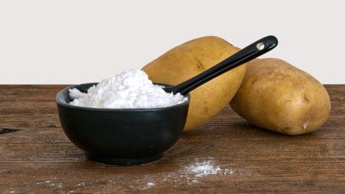 Pasos para hacer fécula o almidón de patata