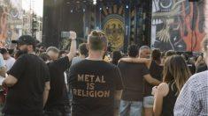 Download Festival 2017 en la Caja Mágica de Madrid.