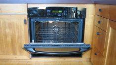 Pasos para encender un horno de gas de manera correcta