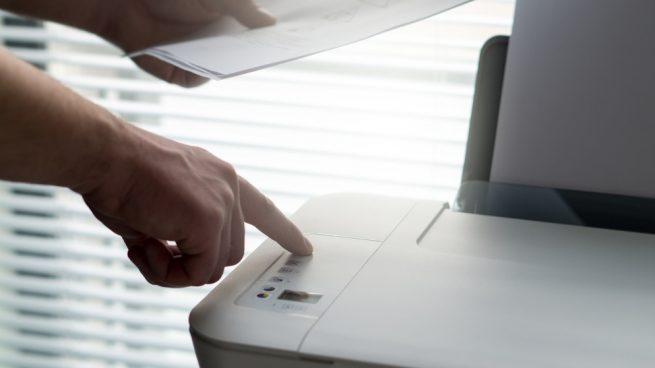 instalar un escáner