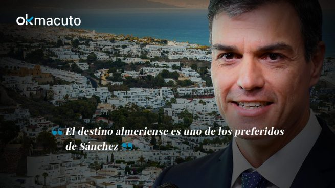 Pedro Sánchez: el presidente que sueña con Mojácar