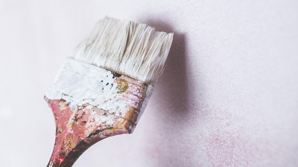 C mo quitar la pintura de la pared de manera correcta paso - Quitar pintura de pared ...