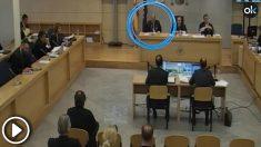 El juez durmiéndose durante el juicio a la Gürtel