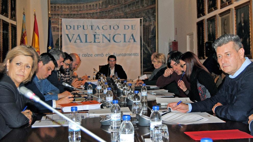 Consejo de Administración de Divalterra (2016).