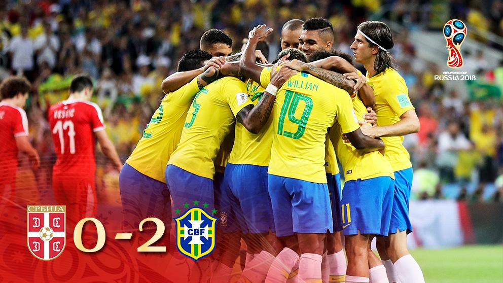 Serbia – Brasil | Mundial 2018