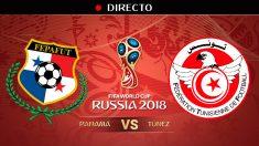 Mundial 2018: Panamá – Túnez   Mundial de Rusia en directo.