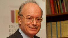 Presidente del IEE, José Luis Feito