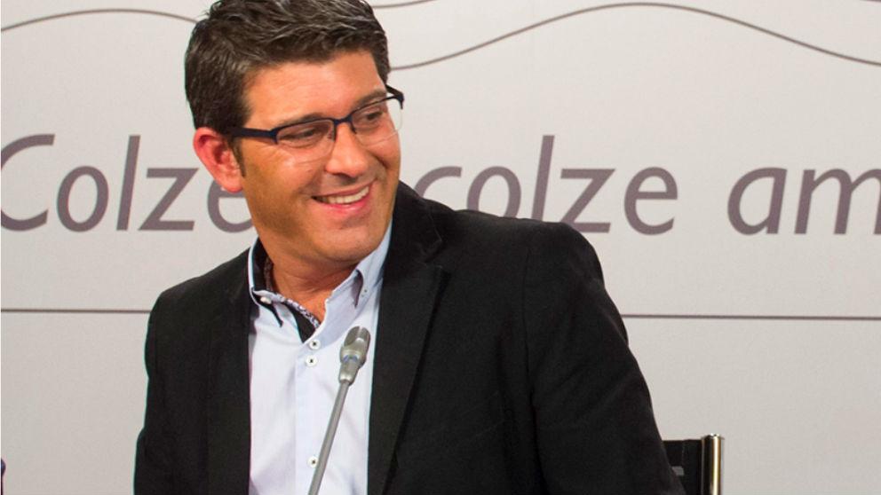 Jorge Rodríguez, ex presidente de la Diputación Valenciana.