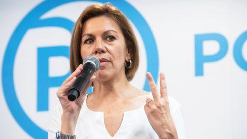 María Dolores de Cospedal. (Foto: EFE)