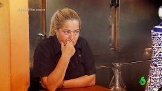 María Ángeles, desesperada en 'Pesadilla en la cocina'