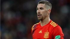 Sergio Ramos pone paz entre Isco y Diego Torres. (Getty)