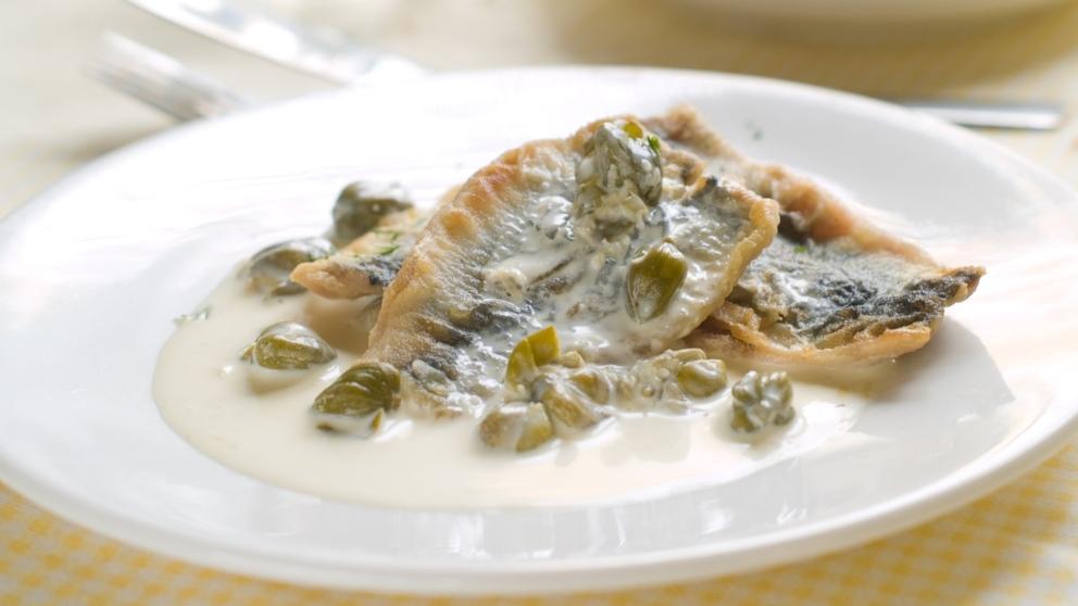 Receta de Sardinas a la florentina fáciles de preparar