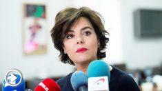 Soraya Sáenz de Santamaría, ex vicepresidenta del Gobierno. (Foto: EFE)