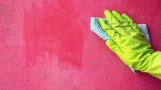 Todos los pasos que tienes que dar para limpiar estuco fácilmente