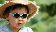Consejos para comprar las gafas de sol para niños