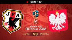Mundial 2018: Japón – Polonia | Mundial de Rusia en directo