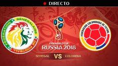 Mundial 2018: Senegal – Colombia | Mundial de Rusia en directo
