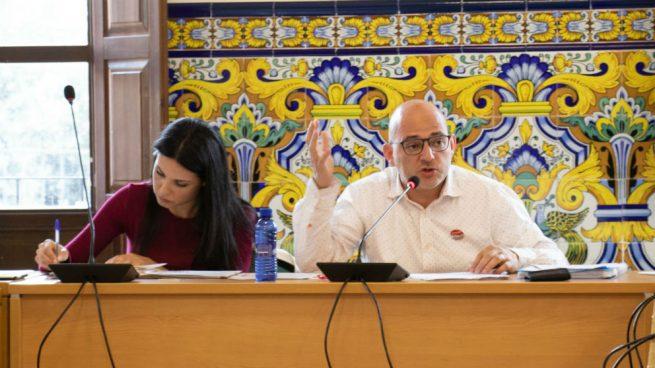 Víctor Jiménez Bueso, alcalde socialista de Rocafort (Foto: @ajuntamentderocafort)