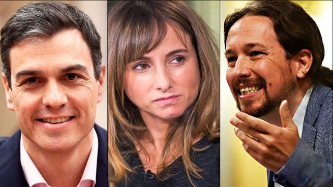 Roures pretende colocar a la directora de 'Público' al frente de RTVE con el apoyo de Podemos