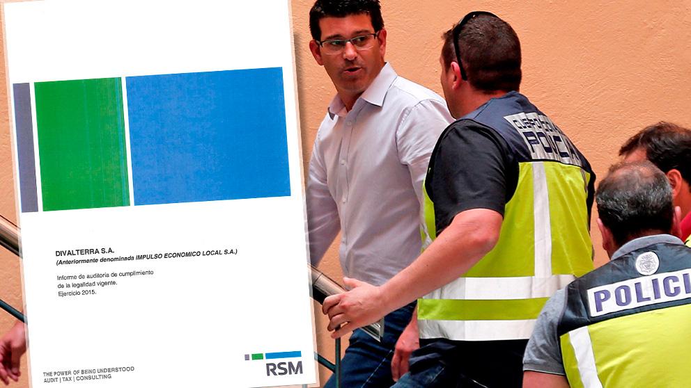 El presidente de la Diputación de Valencia, el socialista Jorge Rodríguez. (Foto: EFE/OKDIARIO)