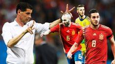 Fernando Hierro recuperará a Koke en la alineación de España ante Rusia.