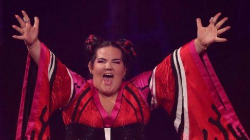 Netta prepara su actuación en el Orgullo Gay de Madrid 2018
