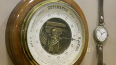 Instrumentos de medida antiguos