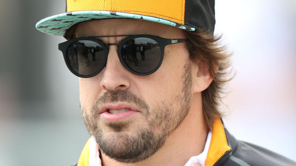 Fernando Alonso no se ha mostrado muy preocupado por acabar penúltimo en los segundos libres del GP de Austria de F1, considerando que la igualdad será la nota dominante de la clasificación. (Getty)