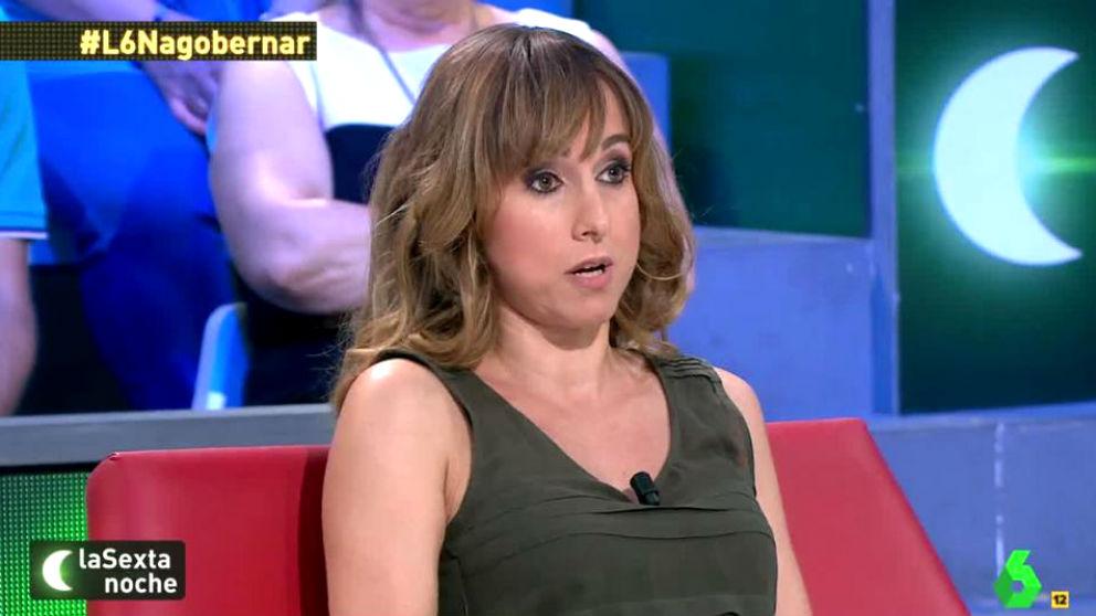 La directora del diario Público, Ana Pardo de Vera.