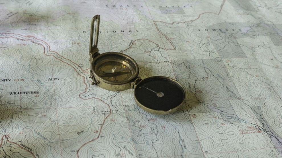 Guía de pasos para hacer un mapa topográfico