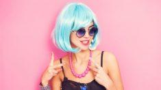 Todos los pasos que has de dar para teñir pelo sintético